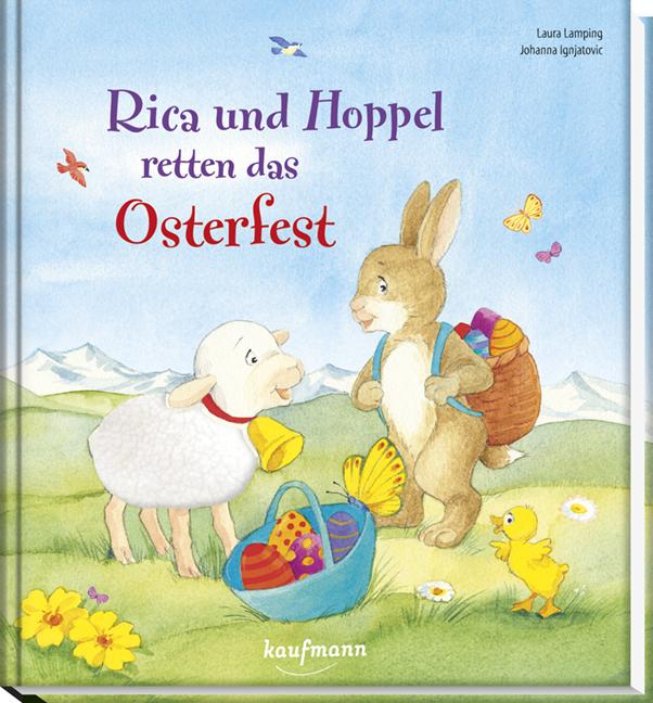 Rica und Hoppel retten das Osterfest
