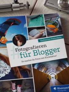 Buchumschlag Fotografieren für Blogger