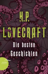 Buchumschlag: H.P. Lovecraft Die besten Geschichten