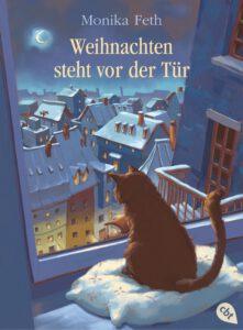 Buchumschlag Weihnachten steht vor der Tuer von Monika Feth