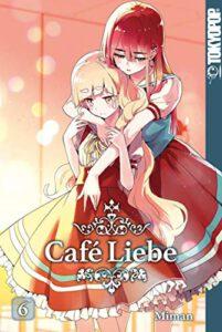 Buchumschlag Café Liebe Band 6