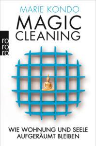 Buchumschlag Magic Cleaning #2 - Wie Wohnung und Seele aufgeräumt bleiben