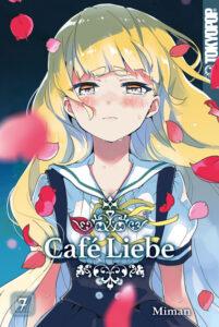 Yuri Manga: Café Liebe Band 7
