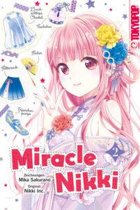 Shōjo Manga: Miracle Nikki #2