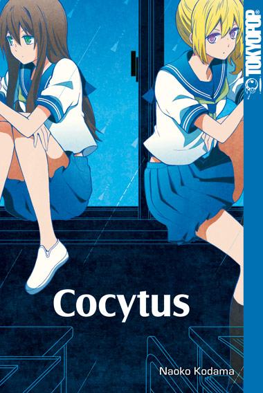 Buchumschlag zum Yuri Manga Cocytus 9783842019485